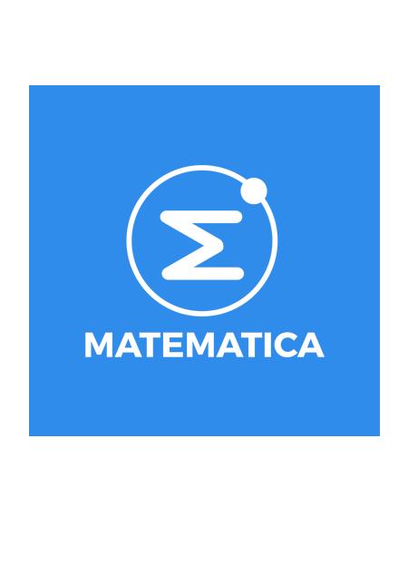 matematica visual identity